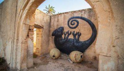 Djerbahood, un musée à ciel ouvert
