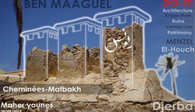 Restauration imaginaire du patrimoine architectural de Djerba