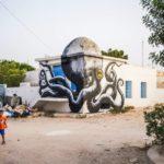 Djerbahood Street art Djerba