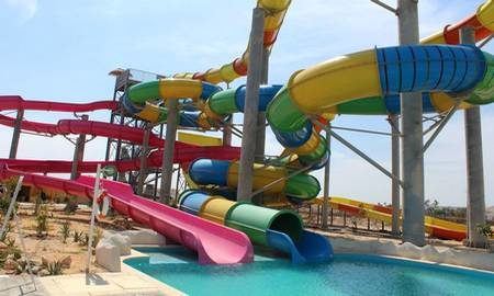 Aqua Park «Le Pirate»