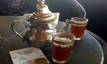La tradition du thé en Tunisie