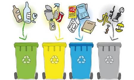 Djerba se prépare au tri sélectif des déchets