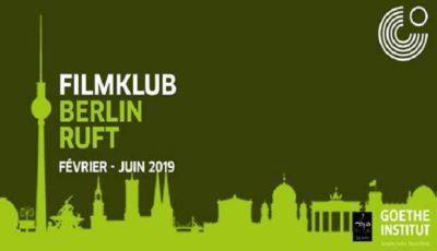Cycle cinématographique «Berlin Ruft»
