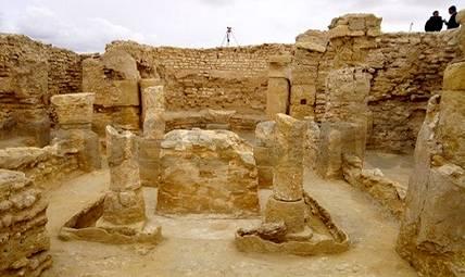 sites archéologiques Médenine