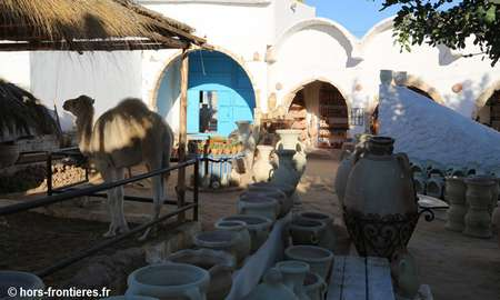 Les merveilles de l'île de Djerba, hors-frontieres.fr