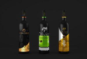 Huile d'olive de Tunisie Djerba Olivko