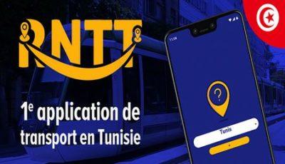RNNT, l'application iPhone et Android Bus et Trains