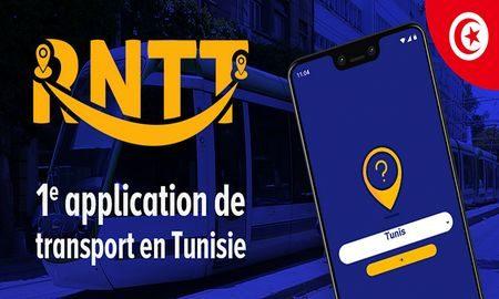 RNNT, l'application iPhone et Android Bus et Train en Tunisie