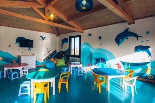 Hôtel Iberostar Mehari Djerba Club enfants animations enfants