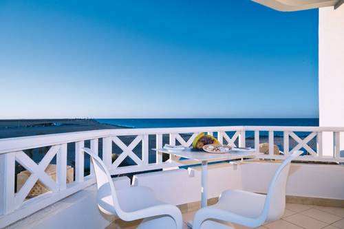 Balcon chambre vue sur mer Radisson Blu Palace Djerba