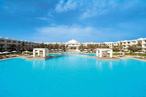 radisson blu palace resort et thalasso djerba