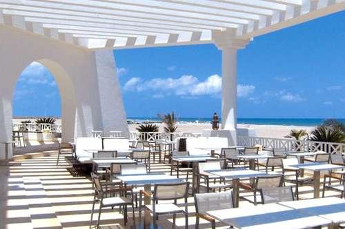 Snack plage Radisson Blu Palace Djerba