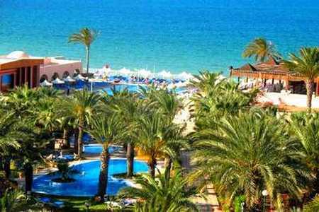 Séjour Tunisie pas cher tout compris: Hôtel Oasis Marine Zarzis