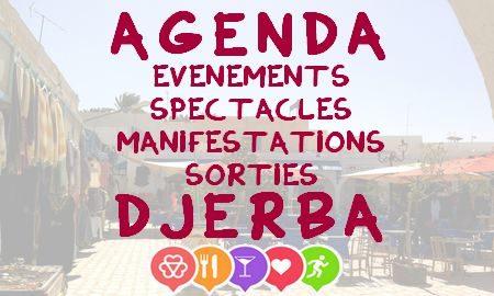 Agenda des événements, activités, soirées, spectacles, animations à Djerba