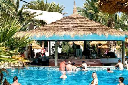 Fiesta beach club Djerba pas cher