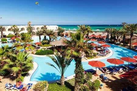 voyage pas cher Tunisie Djerba Sentido Djerba Beach