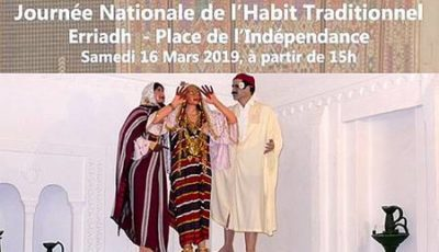 Journée nationale de l'habit traditionnel 2019