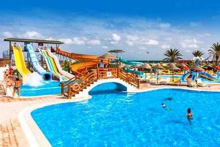 Voyage pas cher avec enfants en Tunisie Djerba: Hôtel Magic Life Aquapark Djerba