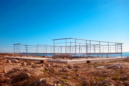 Parc archéologique et touristique Meninx à Djerba Tunisie