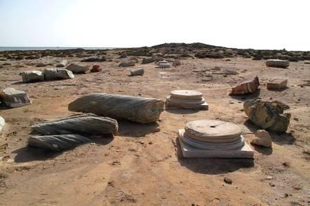 Parc archéologique Meninx Djerba