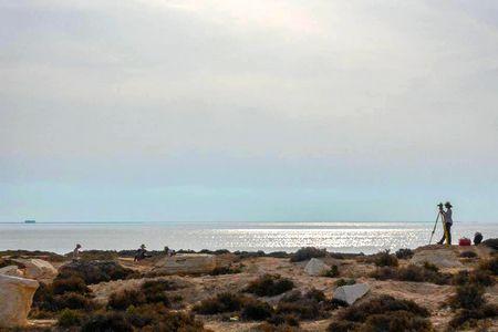 Site archéologique Meninx Djerba Tunisie