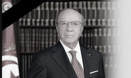 Décès du Président Béji Caïd Essebsi