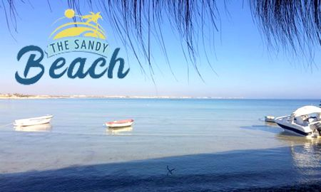 The Sandy Beach…