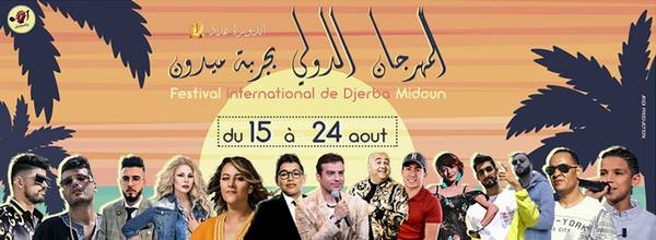 Festival International Djerba Midoun 2019