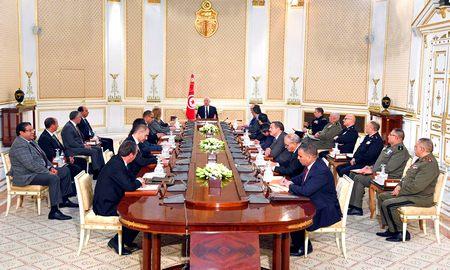 Djerba Tunisie Discours du Président Confinement total prolongement 20 avril