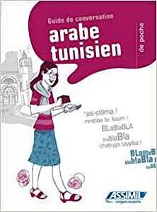 Livre Arabe tunisien de poche Assimil Cours d'arabe Tunisie