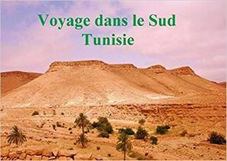Livre: voyage dans le sud - Tunisie