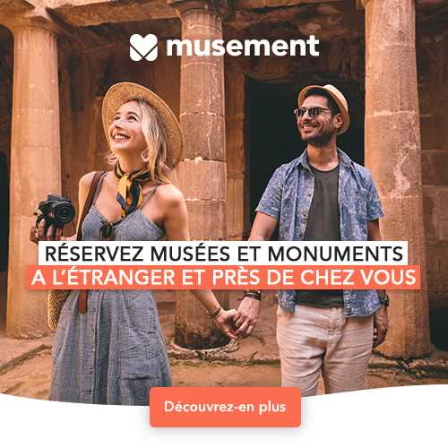Réserver en ligne des activités touristiques à Djerba et en Tunisie avec Musement