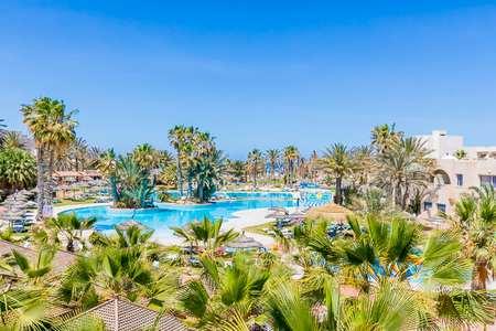 Promo Bons plans séjour tout inclus Djerba All In Tunisie Hôtel Welcome Méridiana