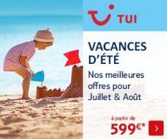 Vacances d'été TUI