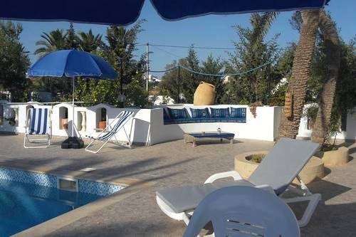 Chambres d'hôtes à Djerba Aljanna