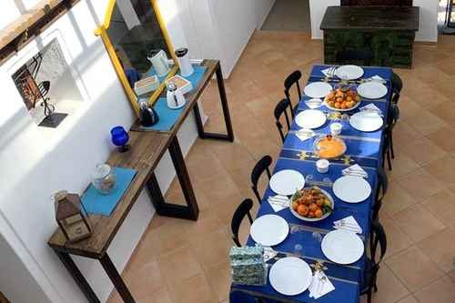Maison ou chambres d'hôtes à Djerba Tunisie Houmt Souk Médina Dar Lola