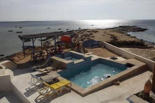Dar Elbidha Chambre d'hôtes à Djerba