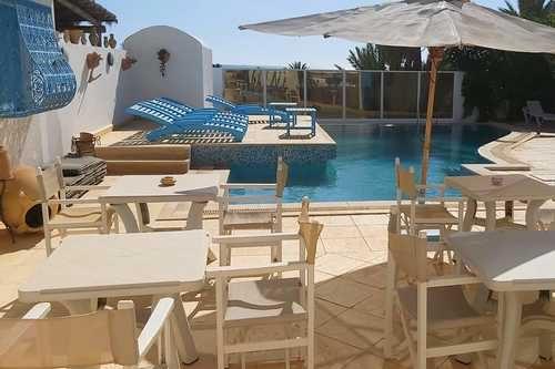 Dar Lagune (Dar Jasmin) Chambres d'Hôtes Djerba Tunisie Maison d'hôtes Djerba Tunisie
