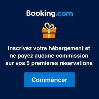 S'inscrire et louer sur Booking