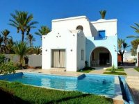 Grande maison à louer à Djerba 5 chambres piscine